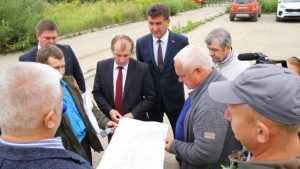 В Брянске ливнёвку в переулке Пилотов построят до декабря