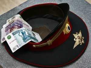 Дятьковский майор попался на мошенничестве