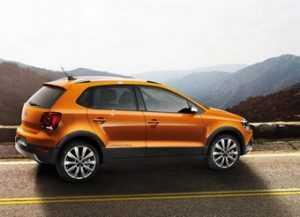 Новый Volkswagen CrossPolo