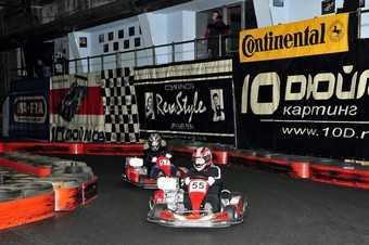 Continental множит число  российских гонщиков