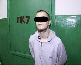 «Художники», расписавшие детский сад и церковь экстремистскими надписями, задержаны