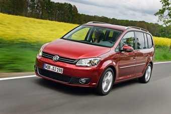 Volkswagen Touran 1,4 TSI стал еще мощнее