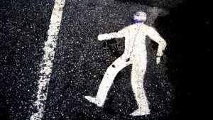 Гаишники взывают к инстинкту пешеходов