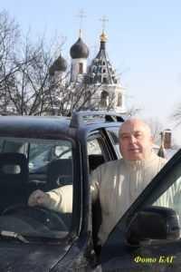 Гаишник помог брянскому водителю спасти автомобиль