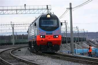 На Байкало-Амурскую магистраль ушли два брянских «Витязя»