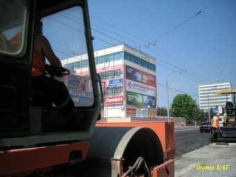 Городские чиновники разработали план ремонта дорог и дворов
