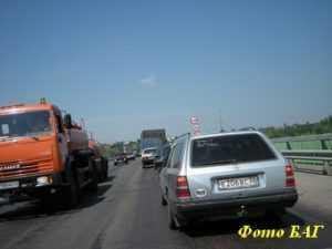 Лобовое под Новозыбковом: один полицейский погиб, двое в больнице