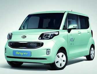 Электромобиль Киа: 139 километров без зарядки