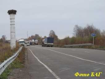 Границу в Брянской области пересекли 900 тысяч автомобилей