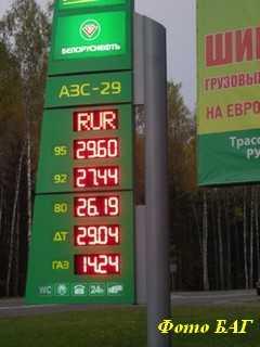 При поездке в Белоруссию брянцам стоит поменять рубли на «зайчики»