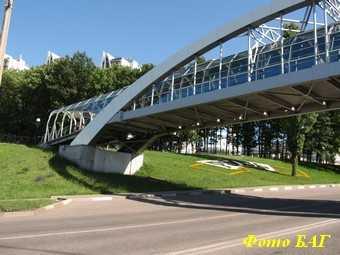 К первому надземному переходу в Супоневе добавится мост около «Мельницы»