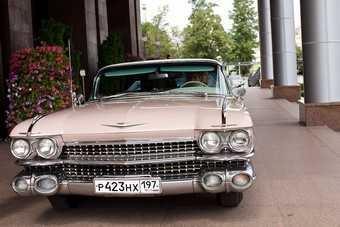 Раритеты: Cadillac Eldorado