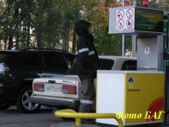 Поставщик топлива для  брянского рынка опозорился