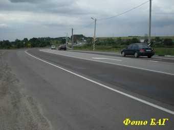 Дорожное строительство переместится в районы