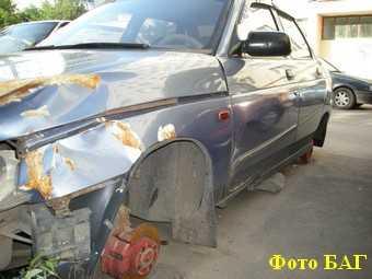 Каждые четыре дня в Брянске угоняют автомобиль