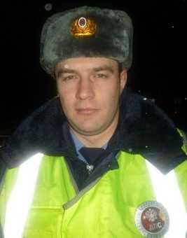 Инспектор ДПС Александр Трипузов стал «Человеком года»