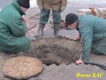 Жуковка тоже может провалиться в канализацию