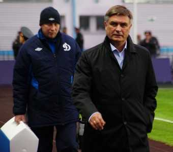 Динамовцы собрались в Москве