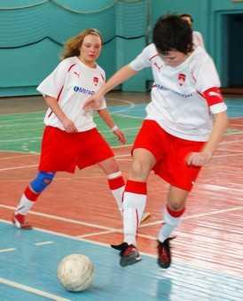 Две женских команды из Брянска выступят в первенстве России