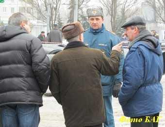 Уволен директор департамента ТЭК и ЖКХ