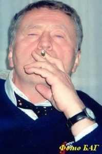 Жириновский потребовал уволить Смирнова и Денина