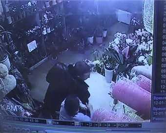 На улице Пушкина гаишники задержали грабителя