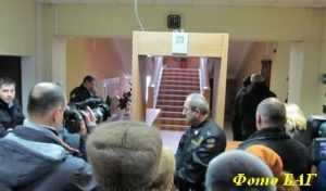 Добржанская: открытый закрытый суд