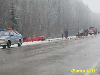 Новогодние трагедии на шоссе «Украина»