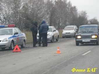Полицейский из Якутии врезался на Тойоте в брянского полицейского