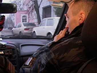 Семь тысяч рублей за оскорбление гаишника