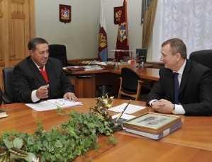 Глава управления дороги Москва — Бобруйск рассказал Денину о планах