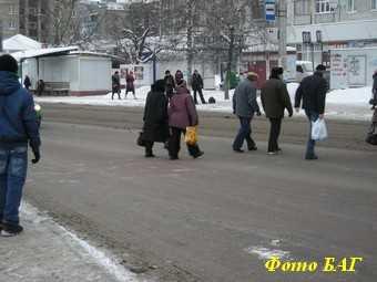 «Домино» не в пользу пешехода