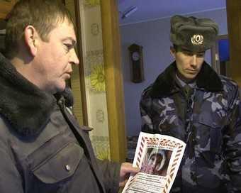 Добровольцы надеются найти Аню Шкапцову