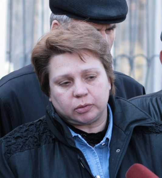Ольга Добржанская обвинила «толпу»