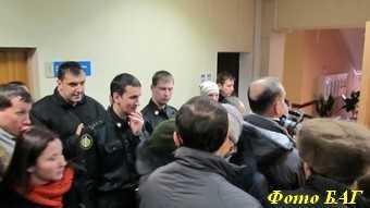 Ольгу Добржанскую вывели из зала. Анне Сиваковой сделали еще одну операцию