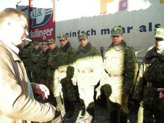Число защитников из Брянской области сократилось на треть