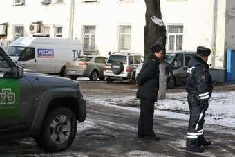 Противостояние на судебном процессе Добржанской обостряется