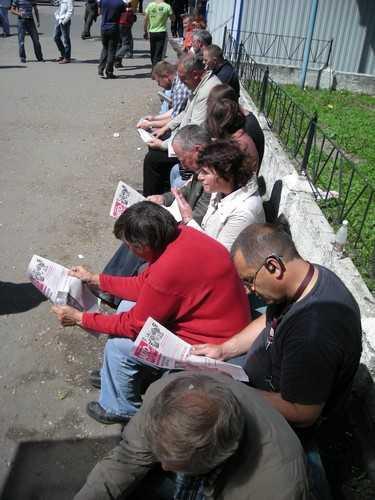 Сайт «Брянской автомобильной газеты» атакуют недоброжелатели