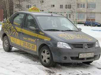 Водители такси «Сатурн» стали воровать друг у друга «шашечки»