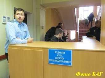 Заседание суда по делу Добржанской отменили