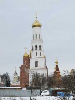В Брянске уже обчистили строящийся Кафедральный собор