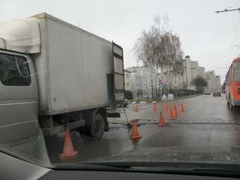 «…предусматривается строительство магистрали на продолжении улицы Набережной…»
