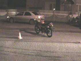 На дороги выехали скутеристы, в том числе пьяные
