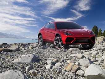 Внедорожник Lamborghini Urus: полет на 600 пегасах