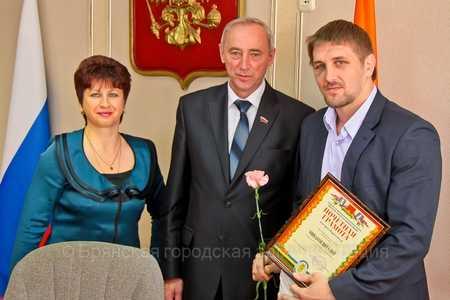 Брянск назвал своих героев спорта