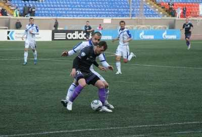 Брянское «Динамо» — «Сибирь»: ничья на 3200 зрителей