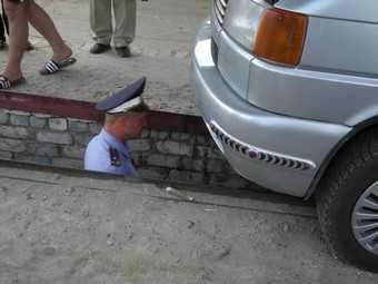 Здесь брянские водители  могут пройти технический осмотр