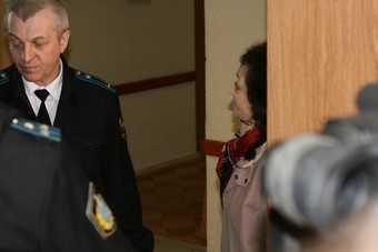 В суде по делу Добржанской начались прения сторон