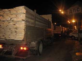 Россельхознадзор и Брянское УГИБДД отловили 45 тонн белорусских овощей