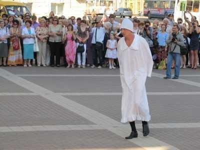 «Славянские театральные встречи» в Брянске представили Достоевского